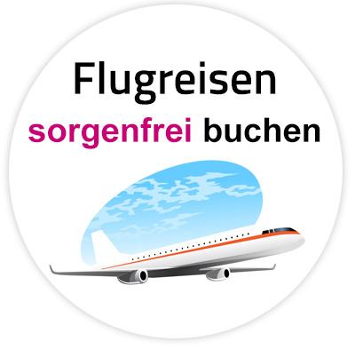 Flugreisen sorgenfrei buchen mit Volksstimme Reisen